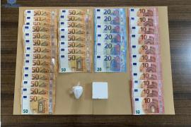 Detenido un hombre en Palma que paseaba con sustancias estupefacientes en los bolsillos