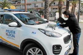 Los drones de Sant Antoni y Santa Eulària se suman a los controles policiales