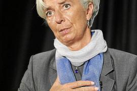 Lagarde advierte que hay que salvar el euro «en menos de tres meses»