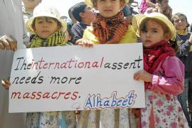 La ONU denuncia la tortura de niños y su uso como escudos humanos en Siria