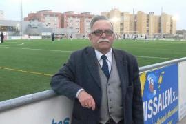El fútbol balear despide a Antonio Girón, histórico presidente del Patronato