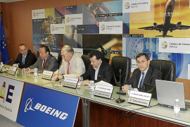 AENA hará simulaciones de aterrizajes ecológicos en Son Sant Joan este verano