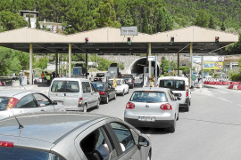 Malestar en Sóller por la forma en que el Govern abona los atrasos del peaje del túnel