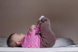 Los 'hijos del coronavirus', bebés confinados desde su nacimiento