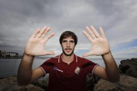 Carlos Barrón, quinto mejor portero de fútbol sala del mundo