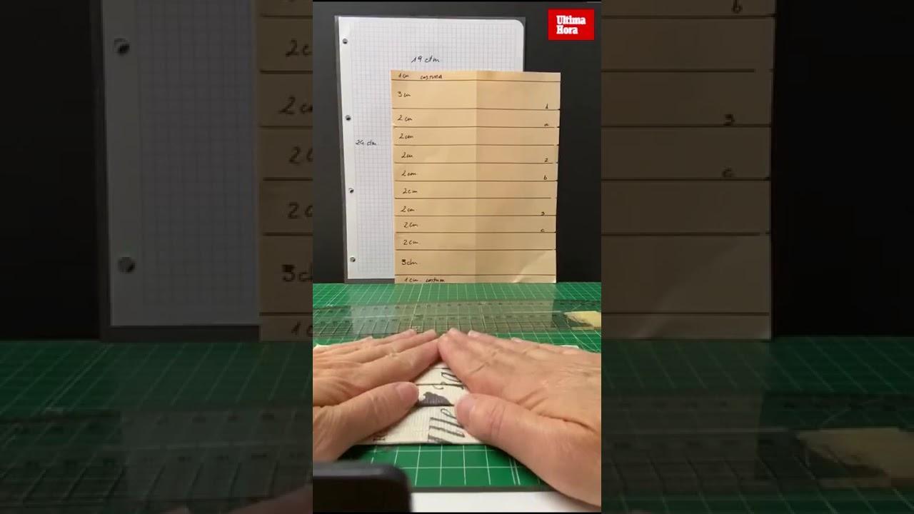 Triunfa un tutorial para hacer mascarillas caseras con bolsas de la compra