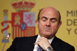 De Guindos dice que el crédito europeo a la banca no tendrá coste para  los ciudadanos