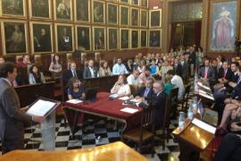 """Isern dice que Palma es una """"ciudad más limpia, más segura y más cuidada"""""""