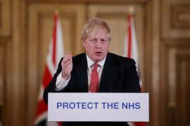 Boris Johnson, positivo por coronavirus