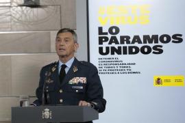 172 militares contagiados de coronavirus, que no afectan a la operatividad