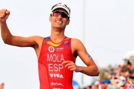 Mario Mola: «El objetivo sigue siendo el mismo, sólo que se alarga 365 días»