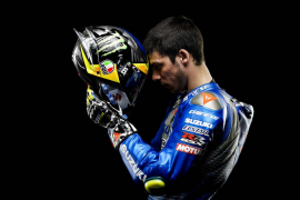 Joan Mir, en la carrera virtual de MotoGP