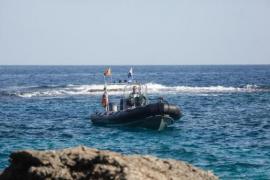 Hallan el cadáver de un hombre flotando en aguas de Porto Cristo