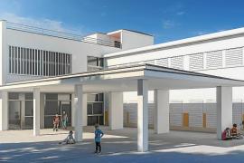 El colegio público sa Punta de n'Amer será un centro sostenible de dos líneas