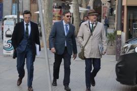 Penalva y Subirán piden al TSJB que anule su caso por el fallo de los móviles