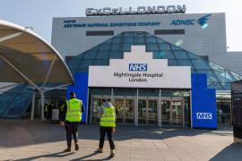 Reino Unido confirma 759 muertos y más de 14.500 casos positivos