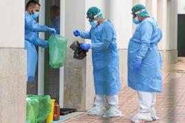 La proliferación de casos se frena más rápido en Baleares que en el resto de España