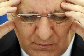 Barroso alerta del «riesgo sistémico» que vive la zona euro