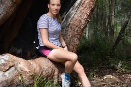 Xisca Tous, a la espera de saber cuándo podrá regresar desde Australia