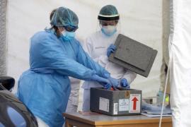 Una persona dada de alta de COVID-19: «El virus es muy doloroso; pero se puede superar»