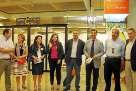 Eroski y el Govern harán la mayor promoción de productos de Balears en Son Sant Joan