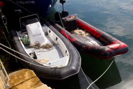 Dos detenidos y más de 2,5 toneladas de cocaína interceptadas en Arousa