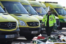 Reino Unido supera ya los 1.000 fallecidos por coronavirus