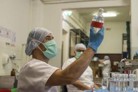 ¿El plasma de enfermos curados podría ser la solución?