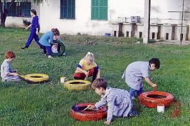 La escuela «hippie» del Port se hace mayor