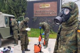 Calma tensa en la cárcel de Palma: 40 presos aislados y una funcionaria da positivo