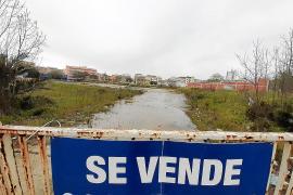A la venta los dos solares que conforman los terrenos de la vieja fábrica de Majórica