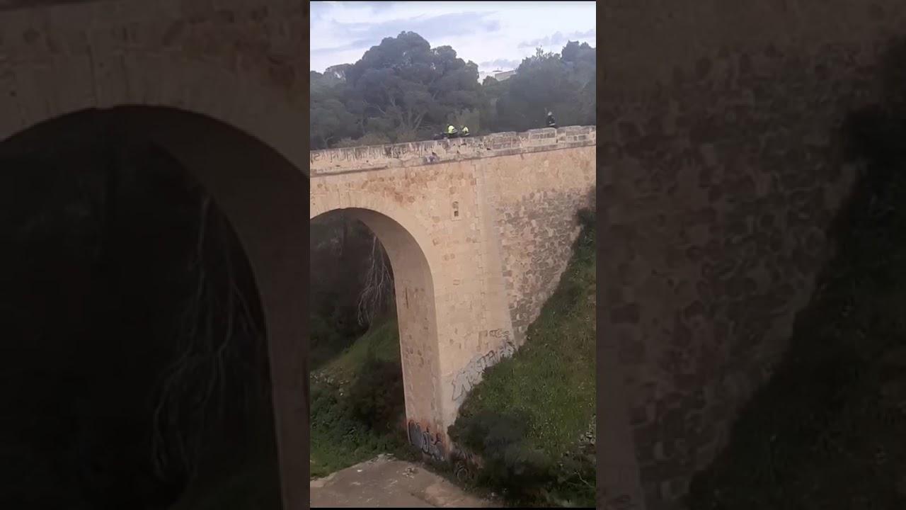 Policía y Guardia Civil evitan un suicidio en Palma
