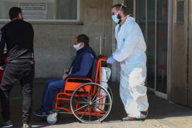 Madrid baja tanto en el número de muertes como en el de infectados