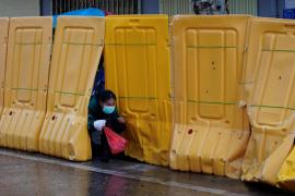 China teme una segunda ola de contagios por el constante incremento de casos importados