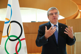 Thomas Bach: «Los atletas con plaza para Tokio 2020 siguen clasificados»