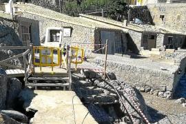 El Ajuntament d'Escorca reclama a Costas que repare los destrozos en sa Calobra