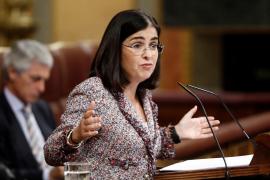 La ministra Carolina Darias vuelve a dar positivo en COVID-19