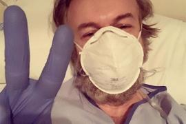 Tristán Ulloa recibe el alta tras estar ingresado por coronavirus