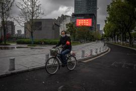 China tiene menos de 2.500 contagiados