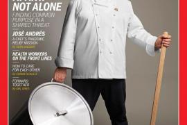 World Central Kitchen, la ONG del chef José Andrés, llega a España para ayudar en la crisis sanitaria