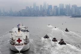 Nueva York supera los 66.000 contagios y las 1.200 muertes