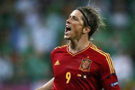 Torres: «Intento disfrutar cada momento»