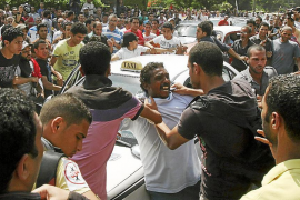 El Ejército egipcio retoma el poder legislativo del país