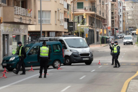 Siete nuevos detenidos en Mallorca por desobediencia