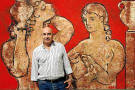 El vino, «estímulo e inspiración» para las nuevas obras de Joan Bennàssar