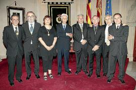 La Acadèmia de Sant Sebastià rinde homenaje al «maestro» Alceu Ribeiro
