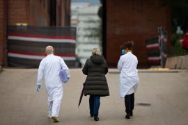 Cataluña recomienda no ingresar a pacientes de más de 80 años a la UCI