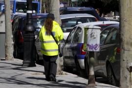 Los agentes de la ORA apoyarán a la Policía Local de Palma durante la alarma sanitaria