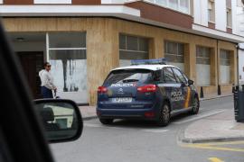 Investigan la caída de una mujer desde un segundo piso en Palma