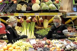 El coronavirus cambia los hábitos de compra pero los precios se mantienen en Baleares